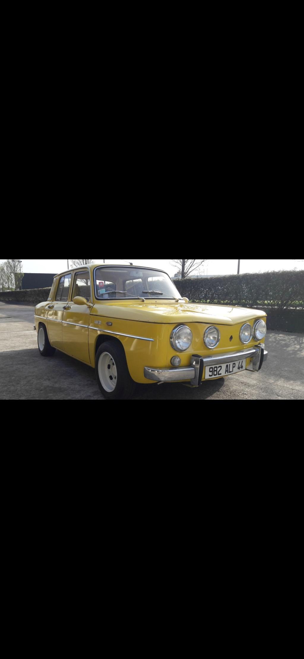 Imprimer une carro de Renault 12 en 3d  Screen10