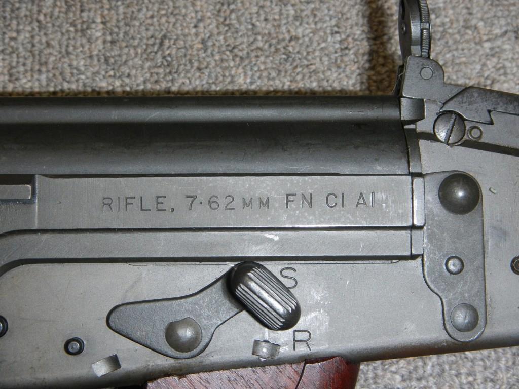 Fusil FN C1A1 et Fusil-mitrailleur FN C2A1 du Canada - Page 2 1018