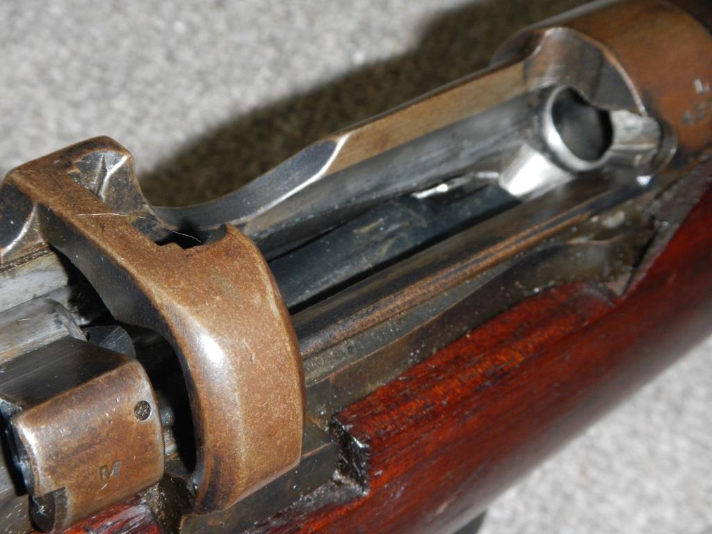 Lee Enfield No 1 MK III* avec poinçon canadien du «C/ \» 10_cop10