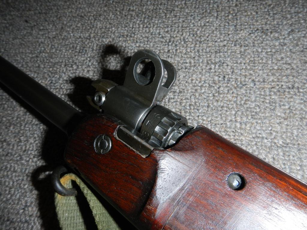 Fusil L1A1 Lightgow utilisé par l'Armée de la Nouvelle-Zélande 1114