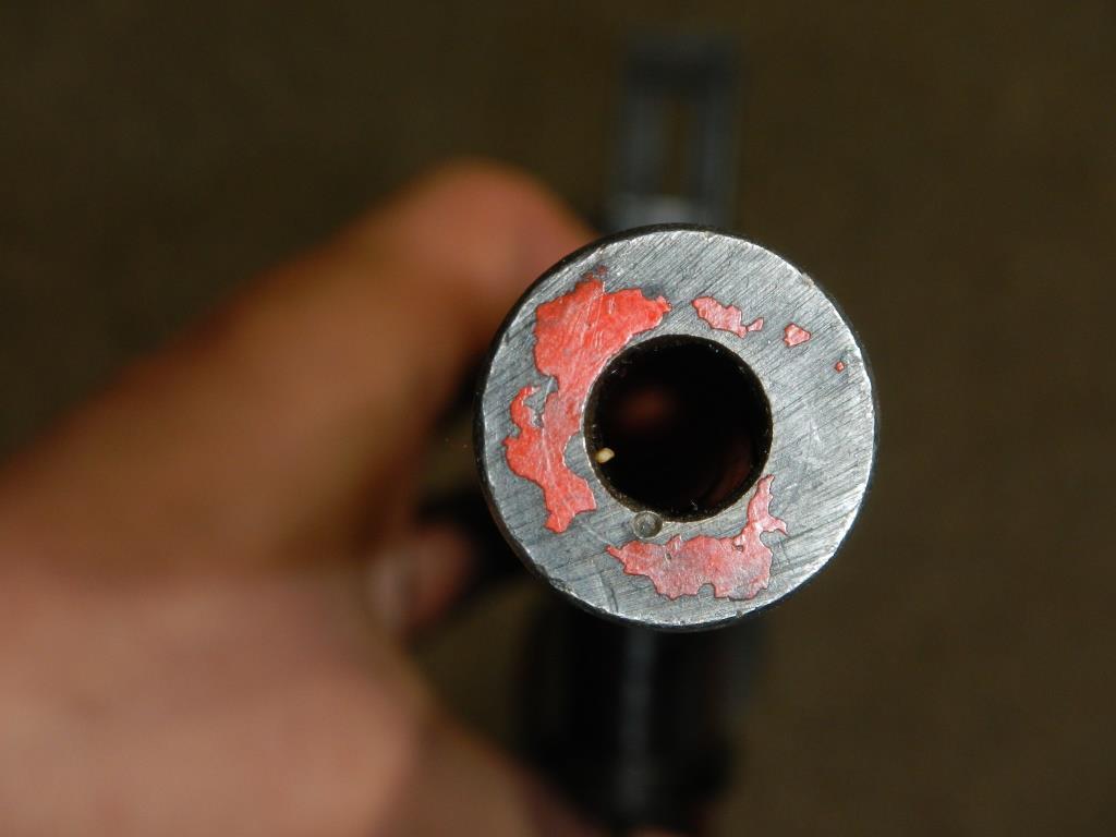 Coupe didactique du fusil No 4 MK I 1115