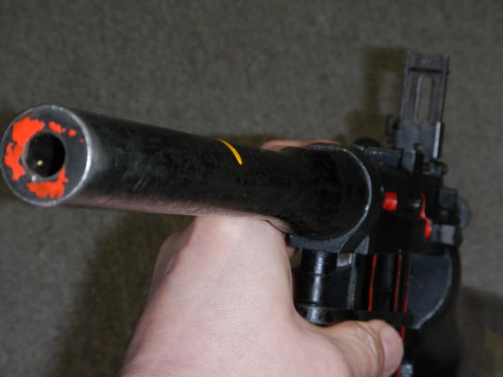 Coupe didactique du fusil No 4 MK I 1214