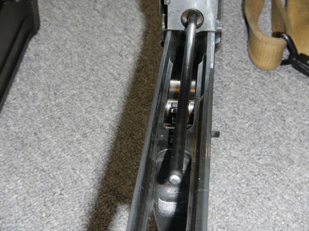 Le fusil-mitrailleur BREN MK II fabriqué au Canada par la Compagnie John Inglis 1810