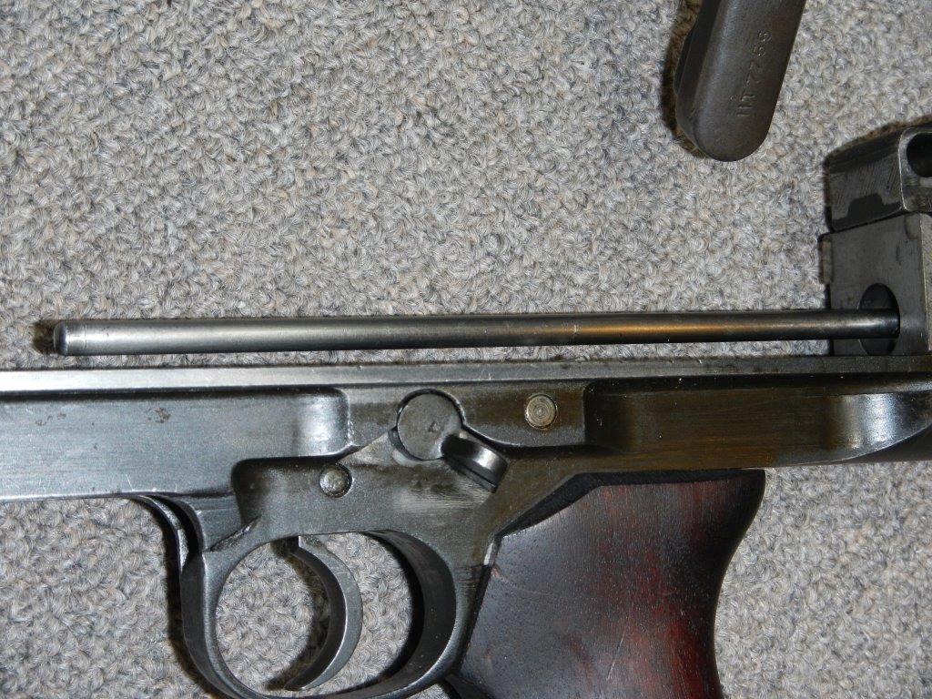 Le fusil-mitrailleur BREN MK II fabriqué au Canada par la Compagnie John Inglis 1910