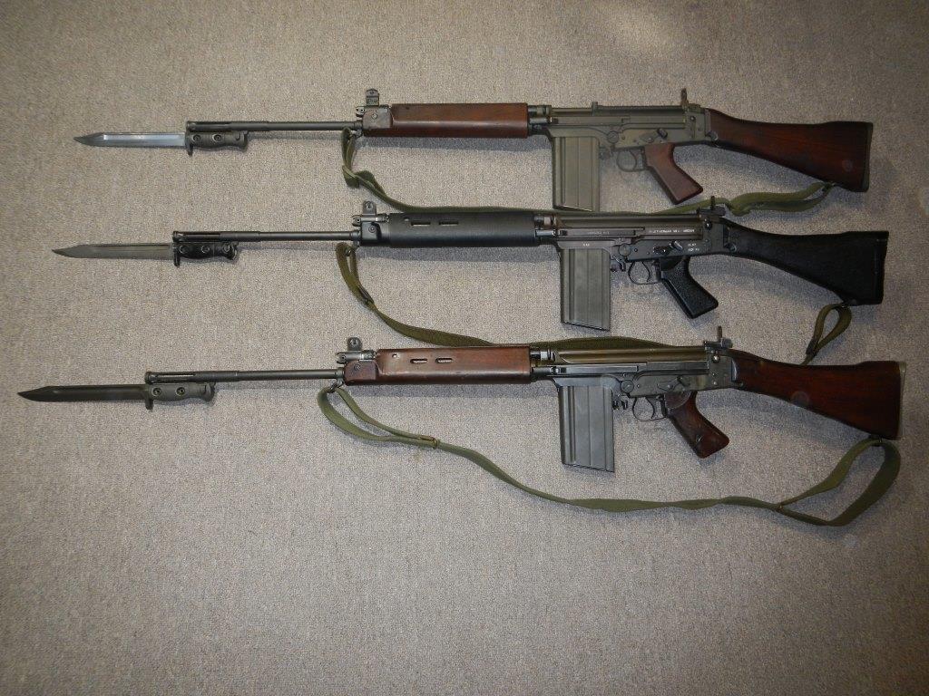 Les trois fusils FAL du Commonwealth réunis ensemble pour des photos 19_cop12
