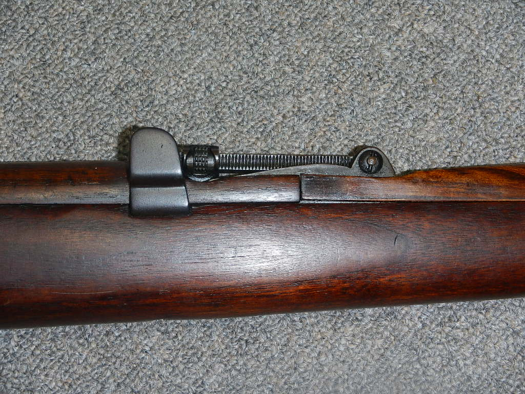 Lee Enfield No 1 MK III* avec poinçon canadien du «C/ \» 1aa11