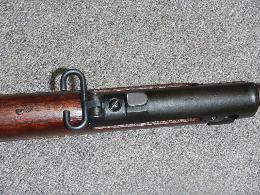Lee Enfield No 1 MK III* avec poinçon canadien du «C/ \» 1cc11