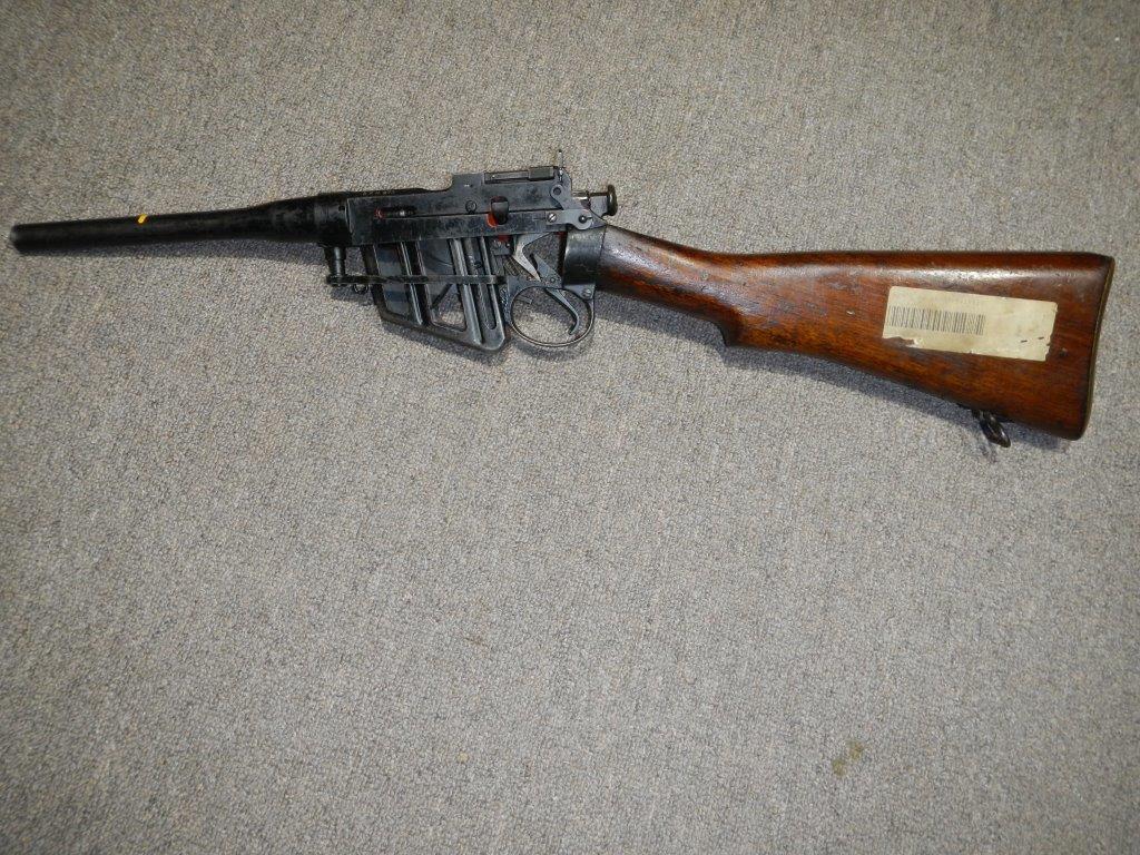 Coupe didactique du fusil No 4 MK I 225