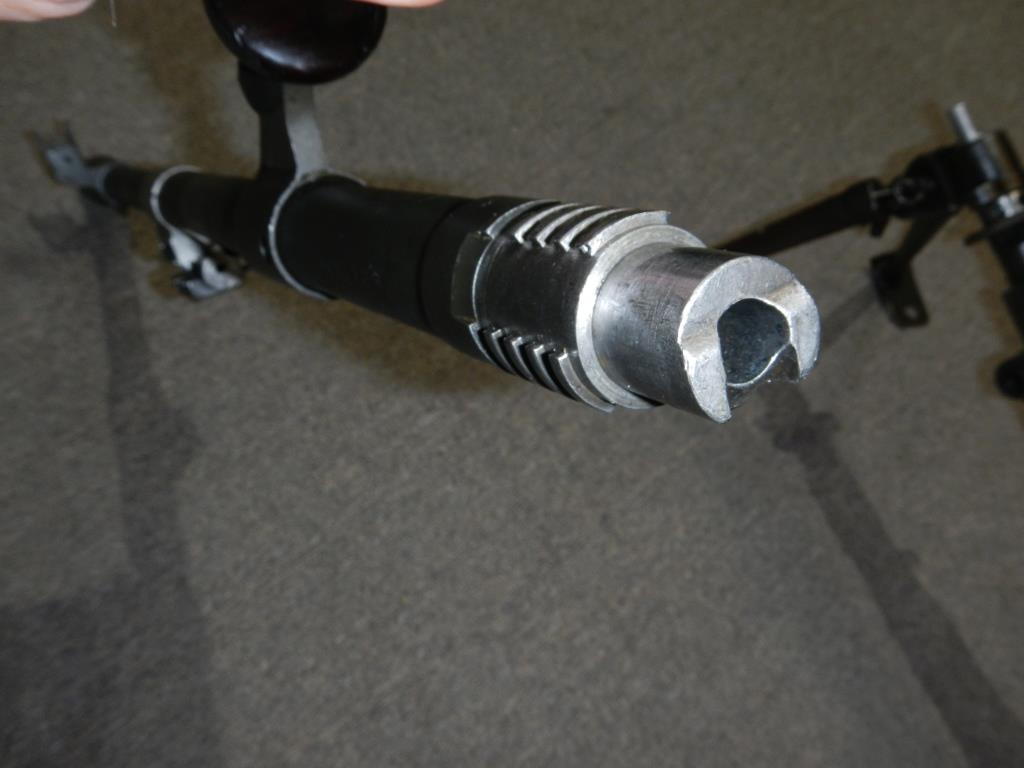 Le fusil-mitrailleur BREN MK II fabriqué au Canada par la Compagnie John Inglis 2310