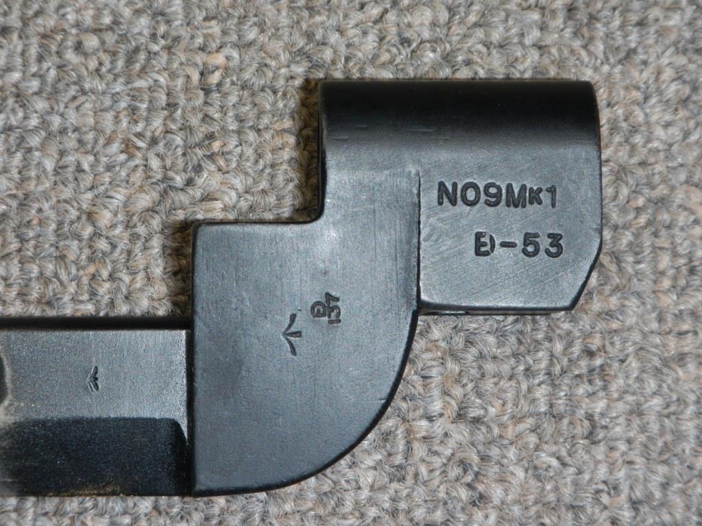 Baïonnettes No 4 tous les modèles et No 9 25_cop10