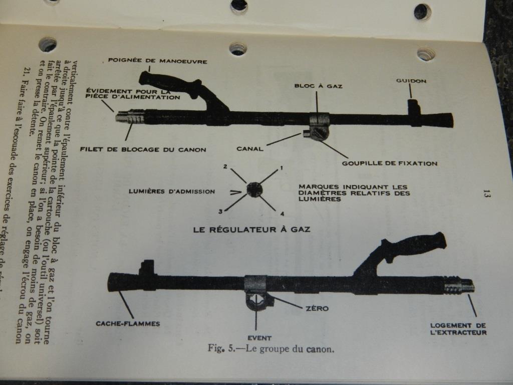 Le fusil-mitrailleur BREN MK II fabriqué au Canada par la Compagnie John Inglis 2610