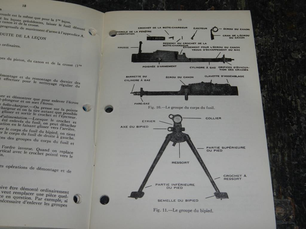 Le fusil-mitrailleur BREN MK II fabriqué au Canada par la Compagnie John Inglis 2810