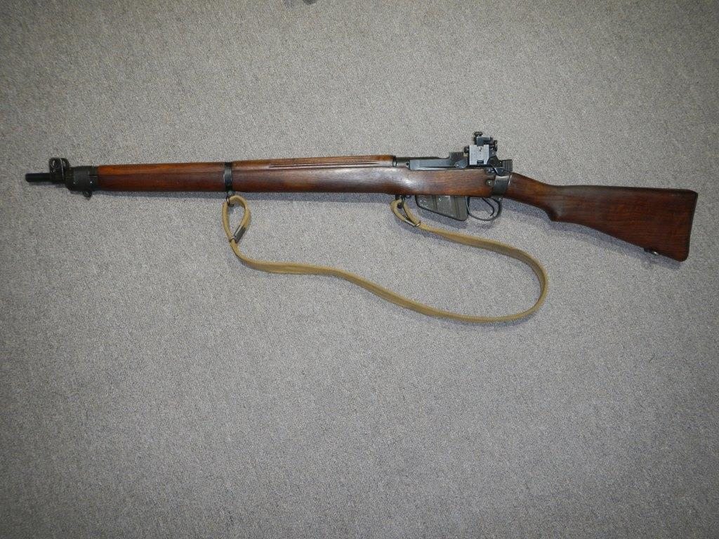 Lee Enfield No 4 MK I* Long Branch converti au calibre 7,62 OTAN pour le tir de compétition 2_copy17