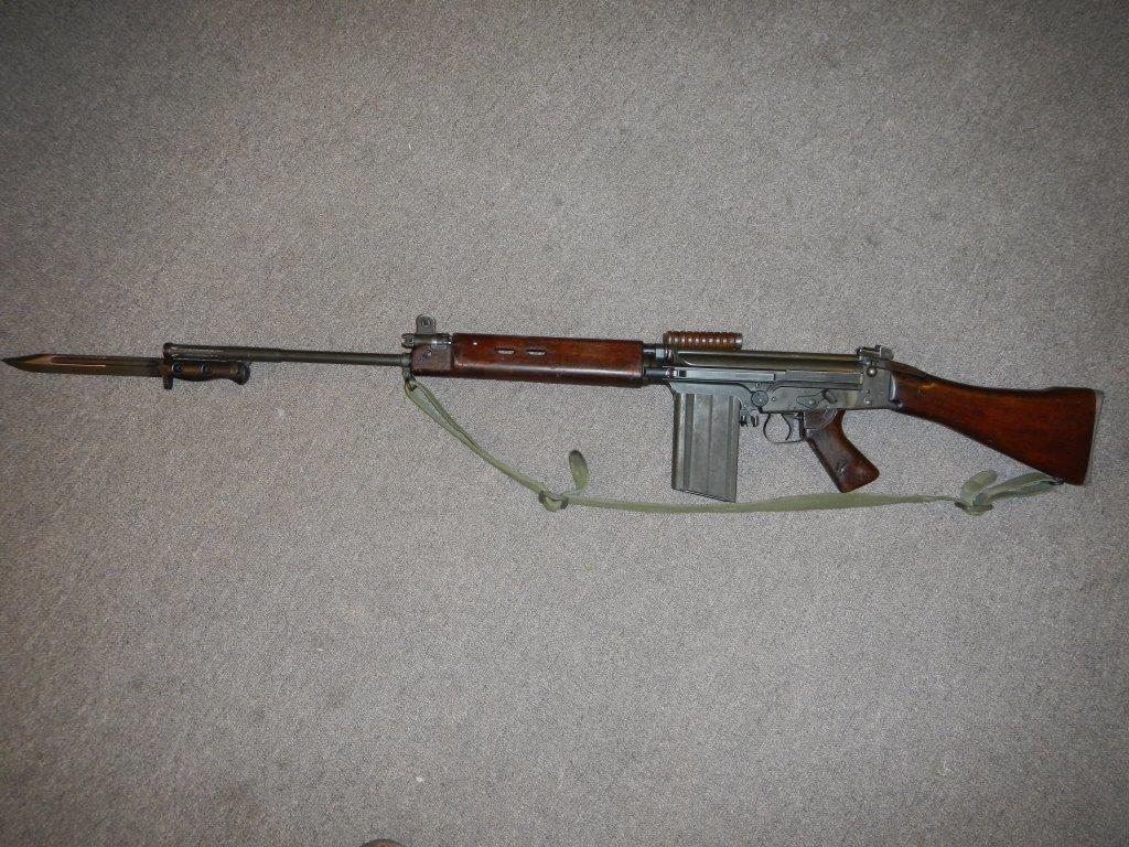 Fusil L1A1 Lightgow utilisé par l'Armée de la Nouvelle-Zélande 2_copy18