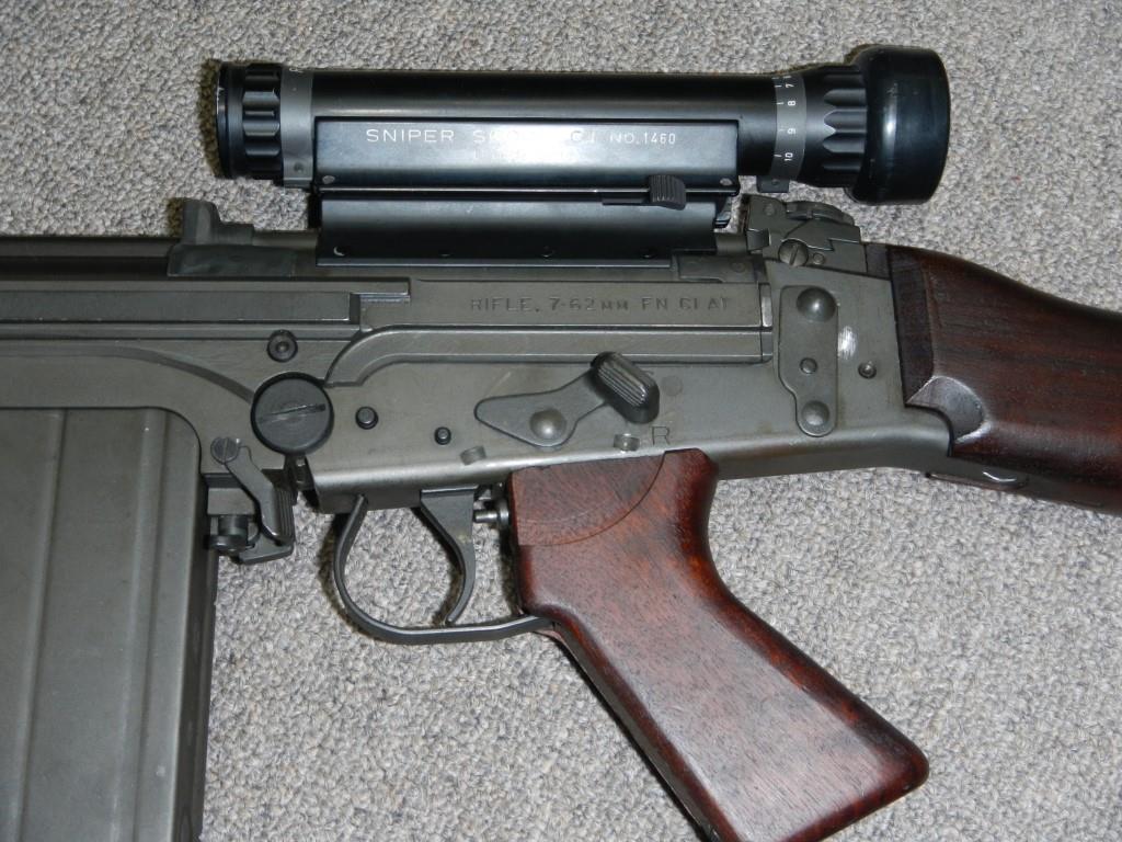 Fusil FN C1A1 et Fusil-mitrailleur FN C2A1 du Canada - Page 2 3211