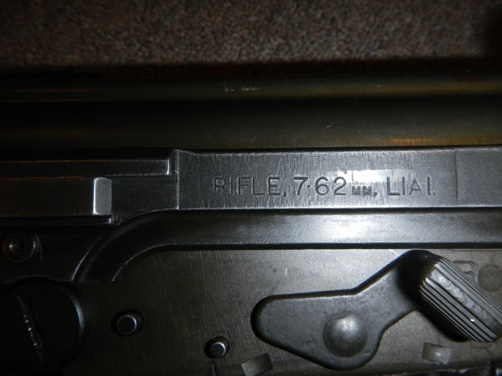 Fusil L1A1 Lightgow utilisé par l'Armée de la Nouvelle-Zélande 3_copy18