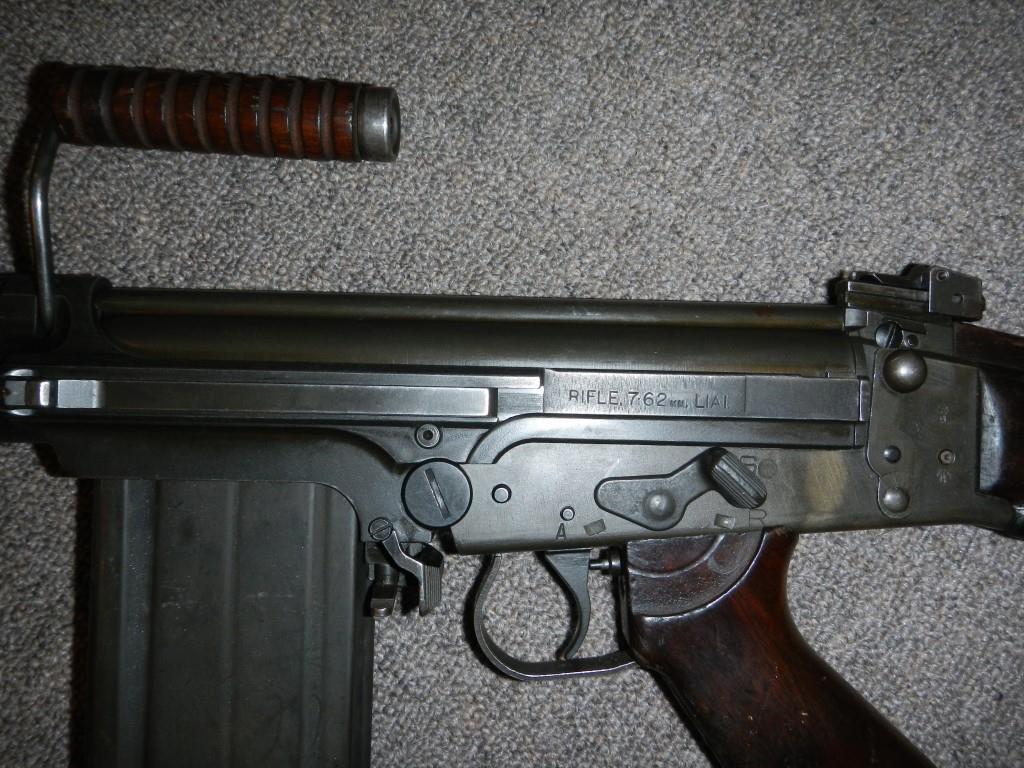 Fusil L1A1 Lightgow utilisé par l'Armée de la Nouvelle-Zélande 3a_cop10