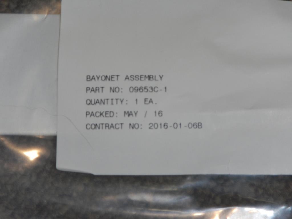 La baïonnette canadienne «Bayonet 2000» 416