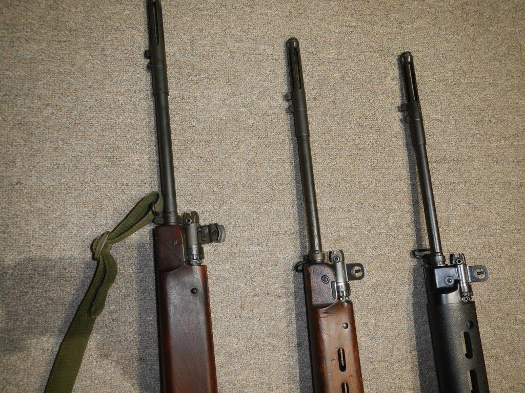 Les trois fusils FAL du Commonwealth réunis ensemble pour des photos 4_copy18