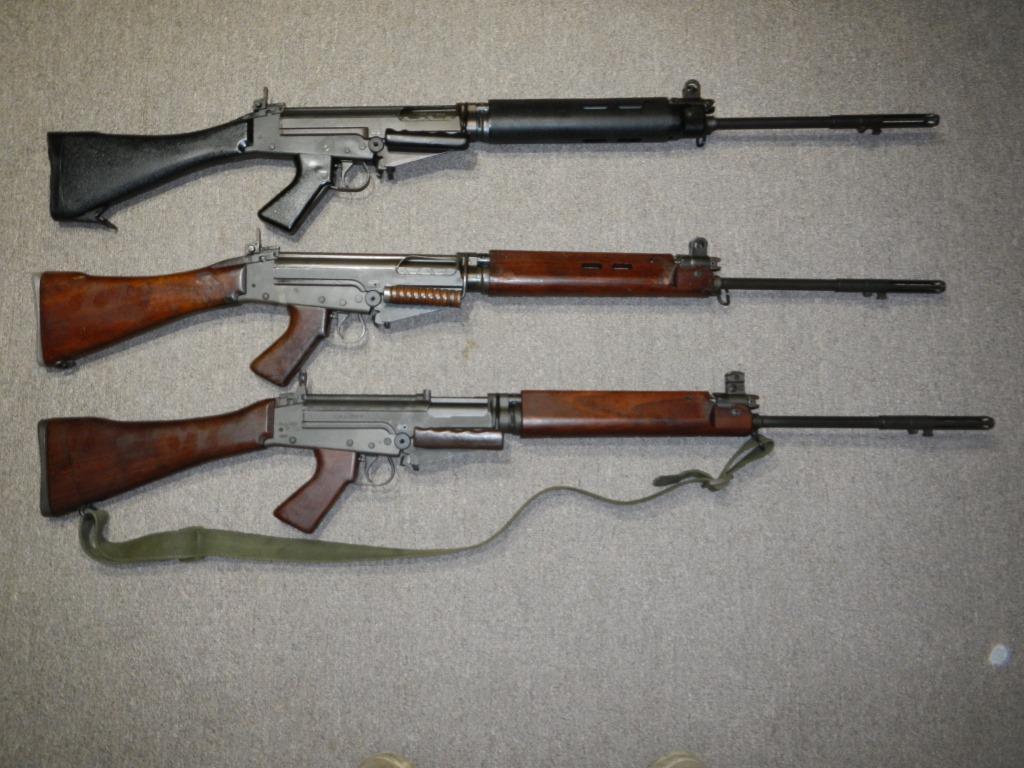 Les trois fusils FAL du Commonwealth réunis ensemble pour des photos 5_copy20