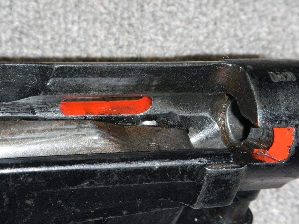 Coupe didactique du fusil No 4 MK I 618
