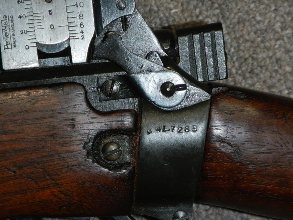 Lee Enfield No 4 MK I* Long Branch converti au calibre 7,62 OTAN pour le tir de compétition 6_copy14