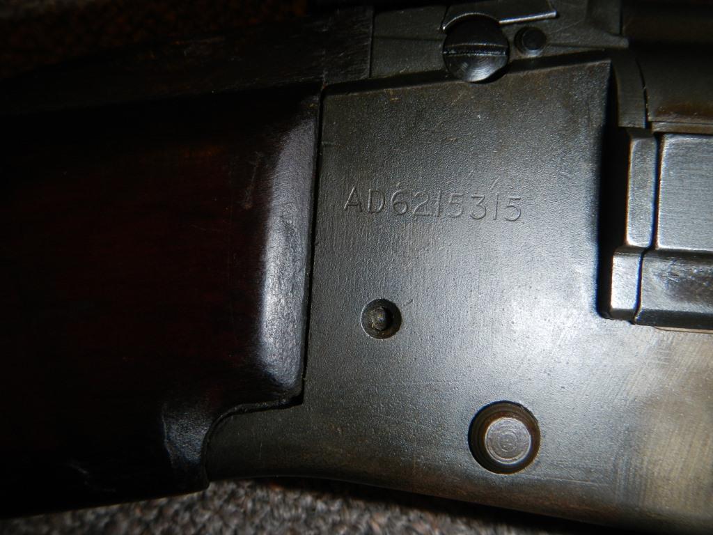 Fusil L1A1 Lightgow utilisé par l'Armée de la Nouvelle-Zélande 6_copy15