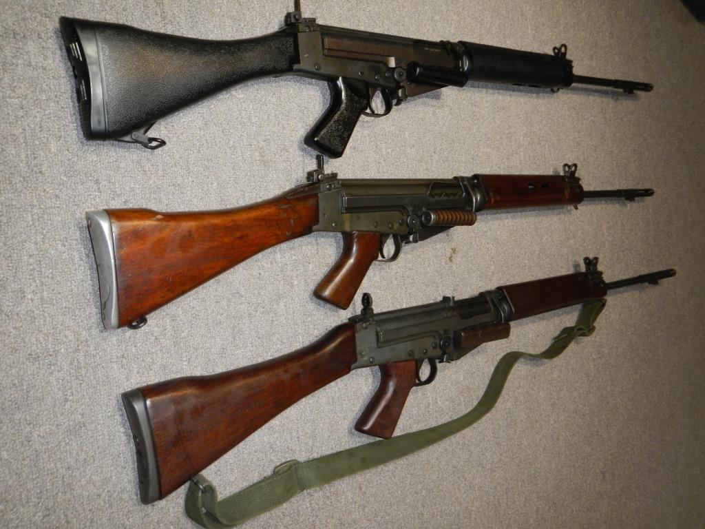 Les trois fusils FAL du Commonwealth réunis ensemble pour des photos 6_copy20