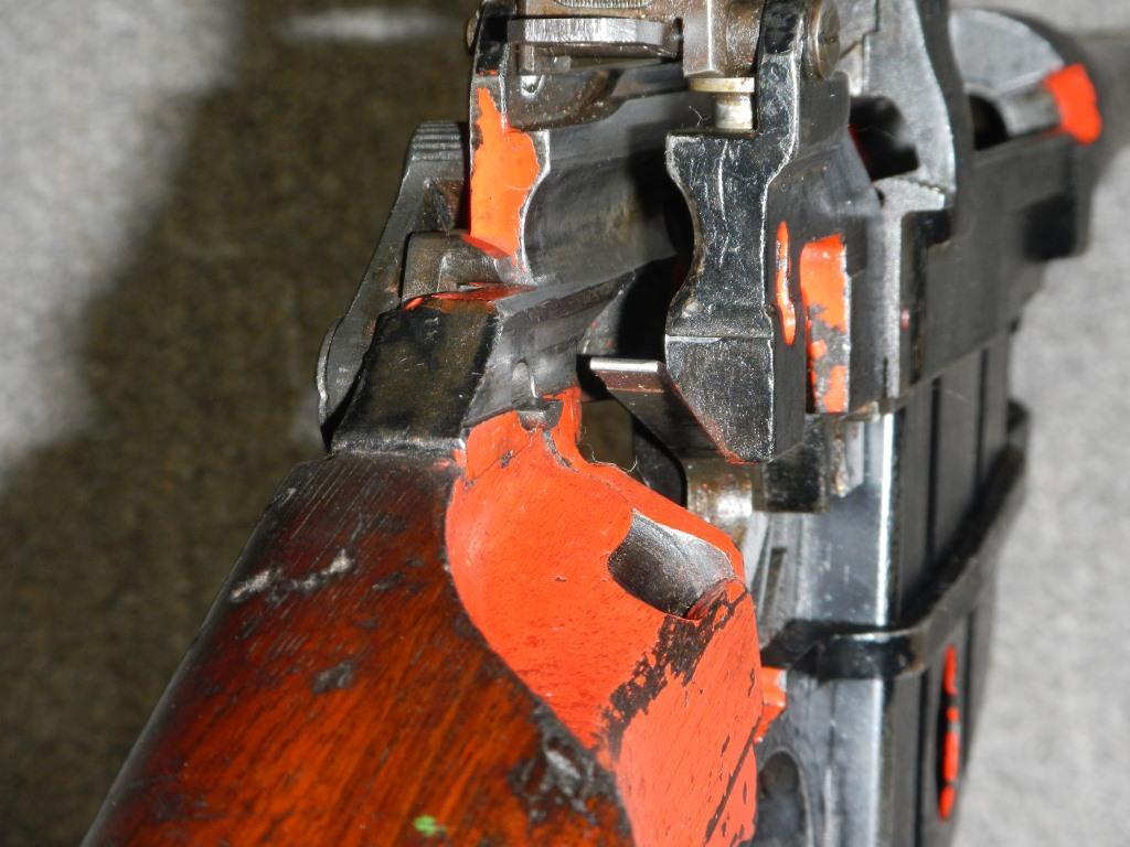 Coupe didactique du fusil No 4 MK I 817