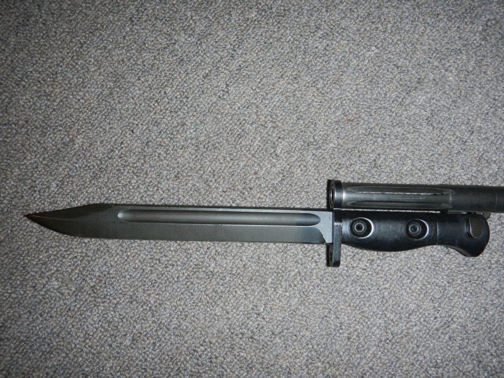 Fusil L1A1 Lightgow utilisé par l'Armée de la Nouvelle-Zélande 914