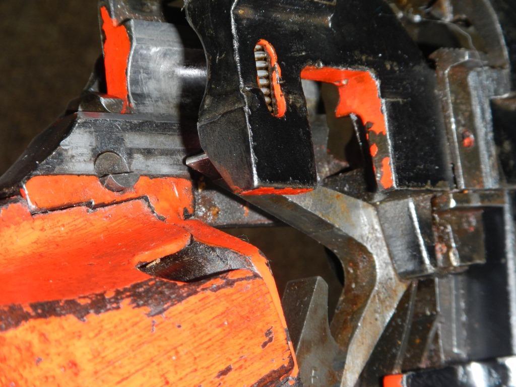 Coupe didactique du fusil No 4 MK I 915
