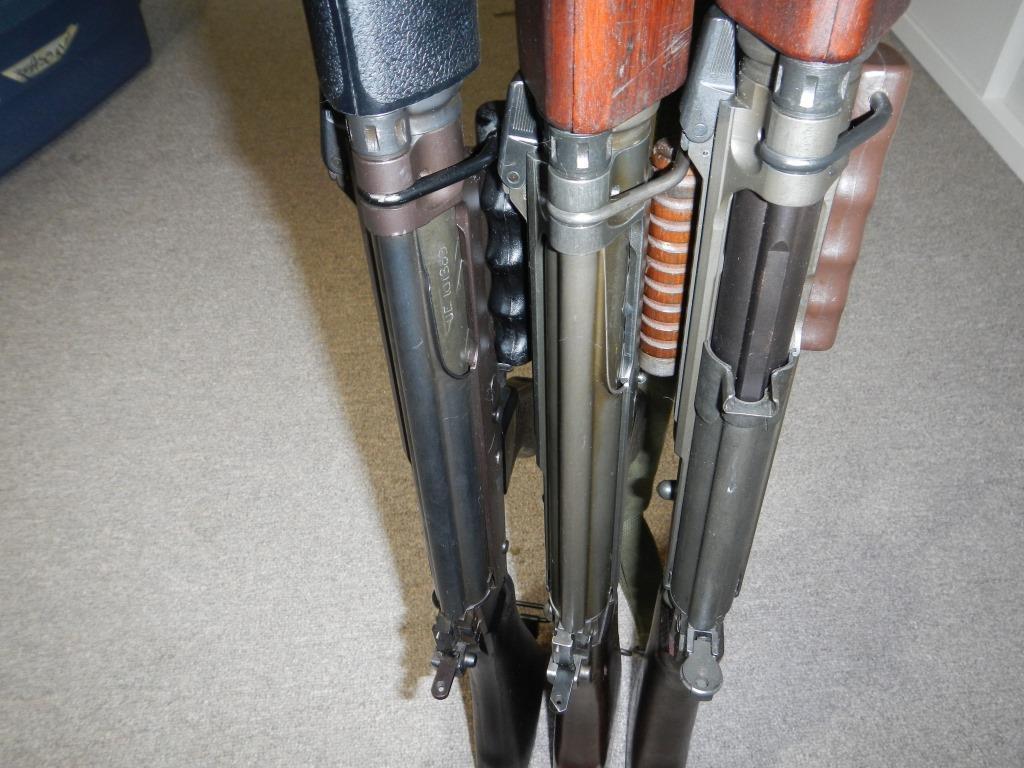 Les trois fusils FAL du Commonwealth réunis ensemble pour des photos 9_copy20