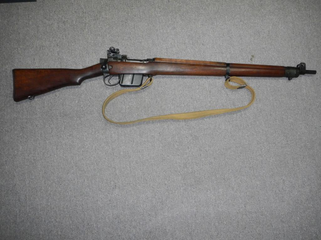 Lee Enfield No 4 MK I* Long Branch converti au calibre 7,62 OTAN pour le tir de compétition A_copy12