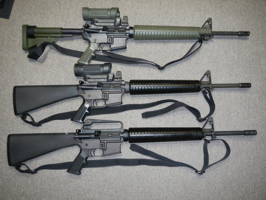 Les clones du fusil C7, C7A1 et C7A2 canadien 5,56 mm (Diemaco / Colt Canada) A_copy13