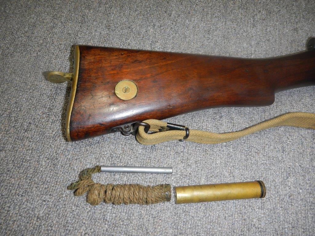 Lee Enfield No 1 MK III* avec poinçon canadien du «C/ \» B_copy11