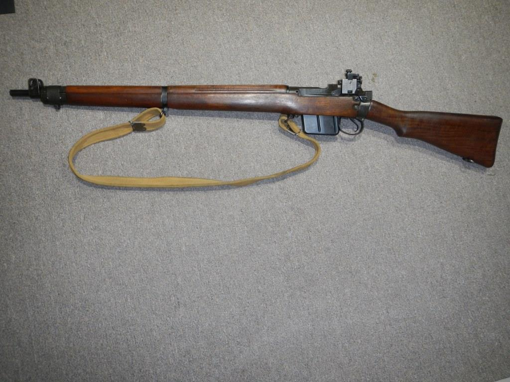 Lee Enfield No 4 MK I* Long Branch converti au calibre 7,62 OTAN pour le tir de compétition B_copy12