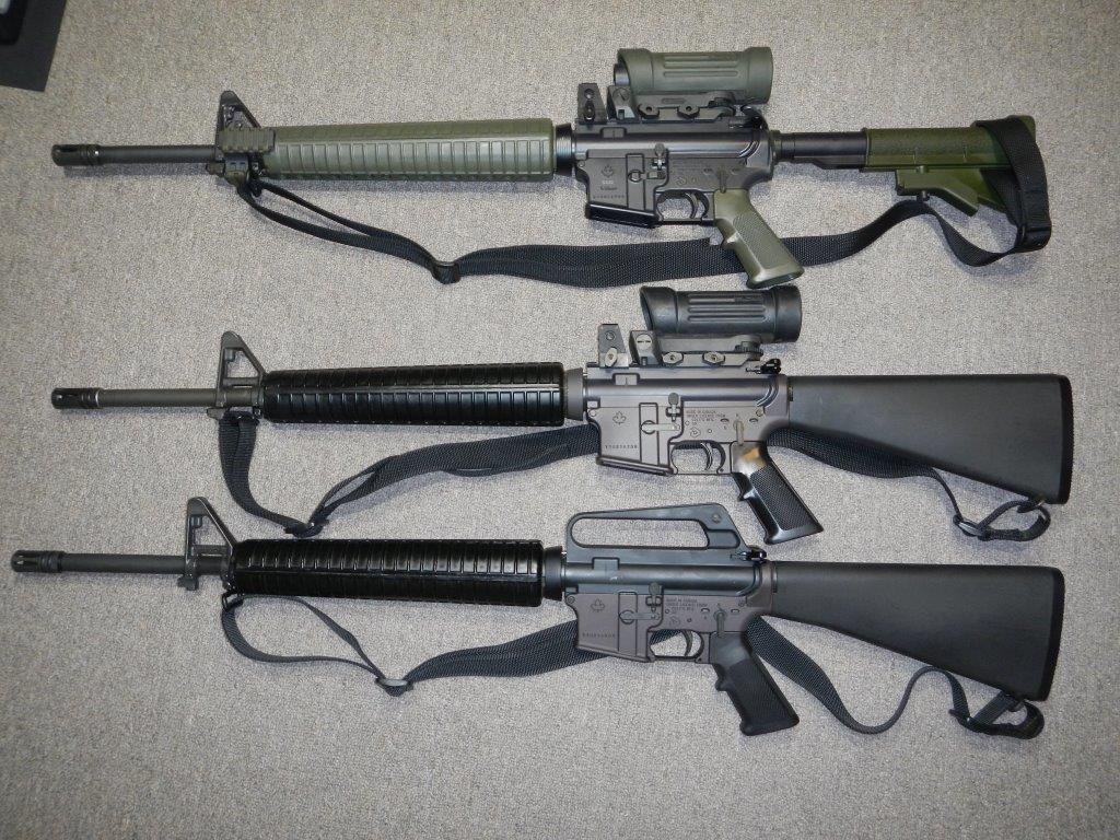 Les clones du fusil C7, C7A1 et C7A2 canadien 5,56 mm (Diemaco / Colt Canada) B_copy13
