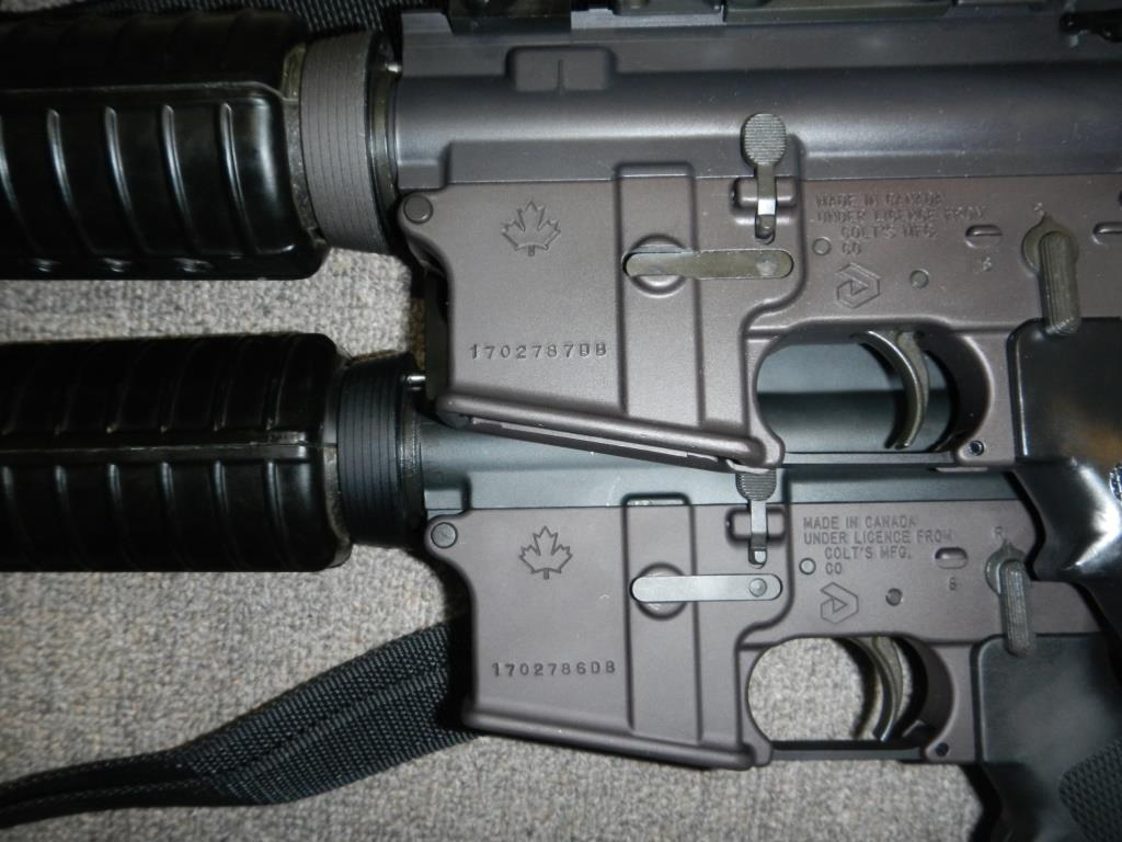 Les clones du fusil C7, C7A1 et C7A2 canadien 5,56 mm (Diemaco / Colt Canada) C_copy13