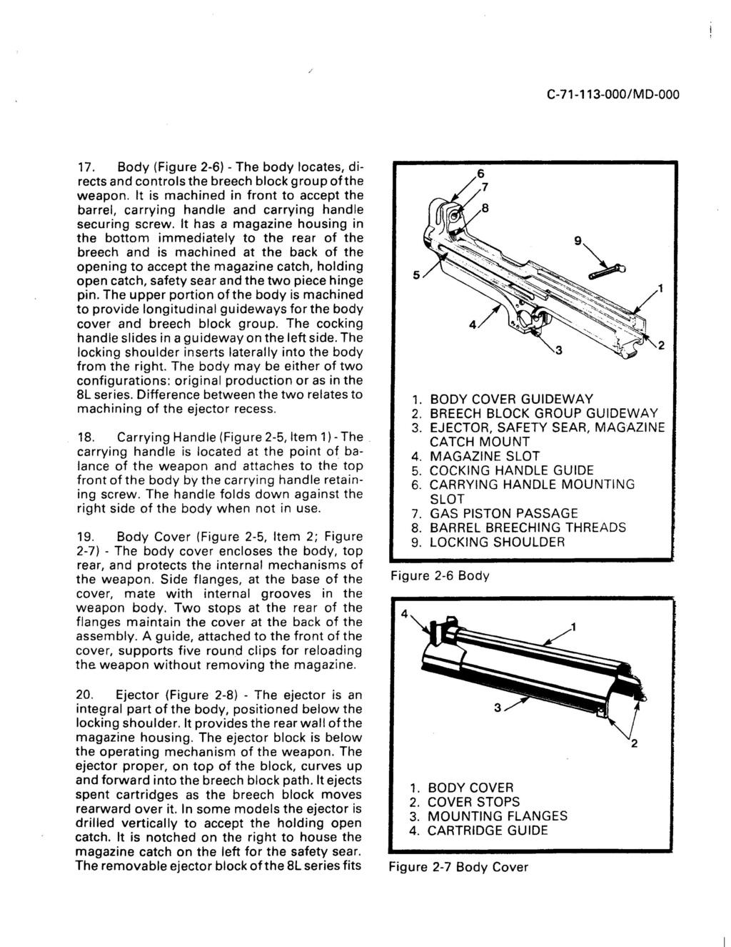 Fusil FN C1A1 et Fusil-mitrailleur FN C2A1 du Canada - Page 2 Ejecto10