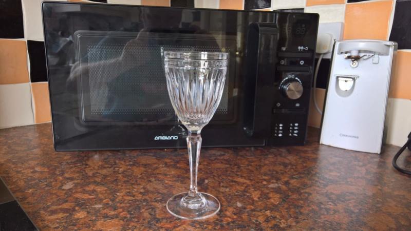 charity shop wine glasses  Wp_20115