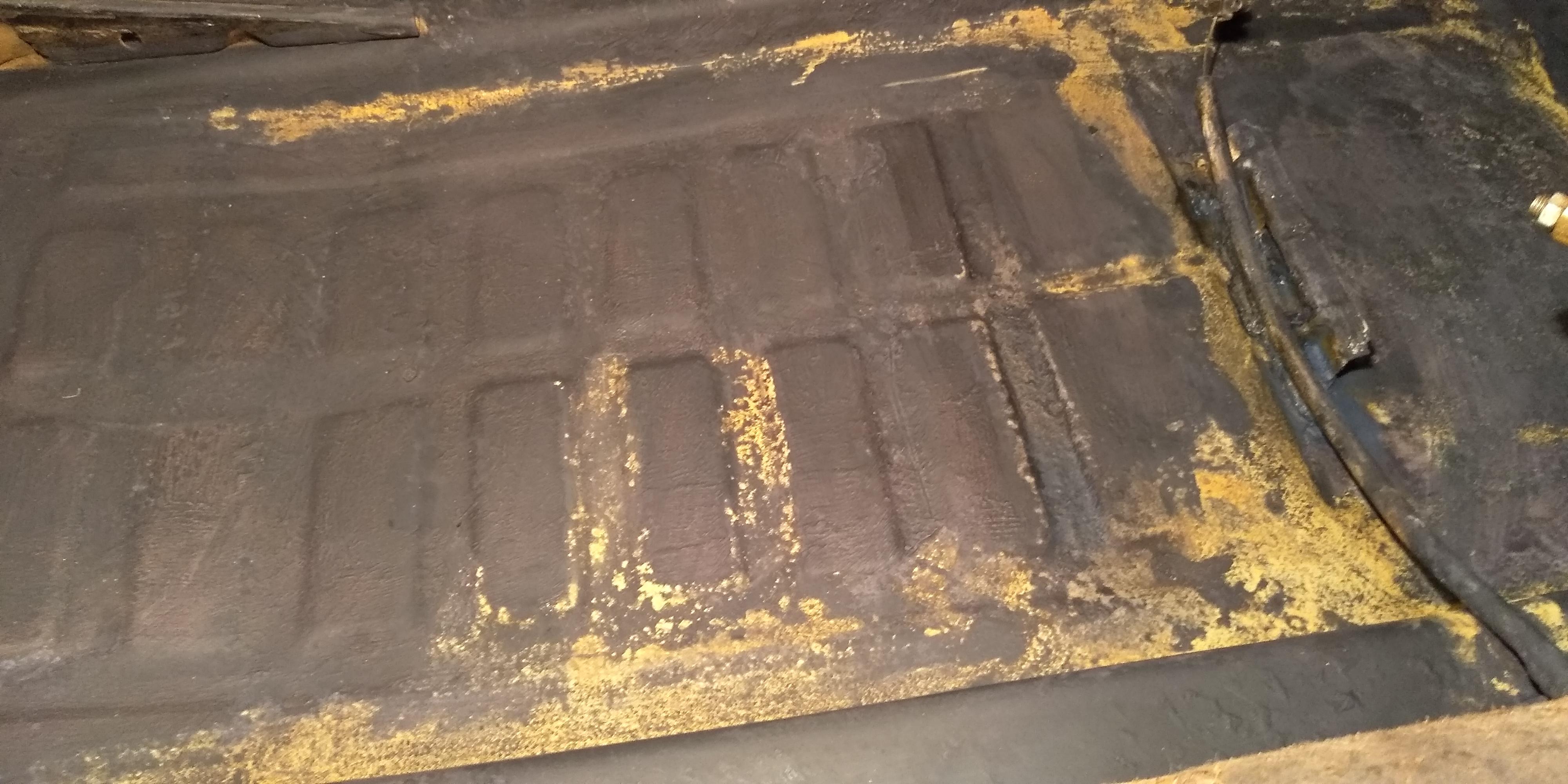 Al aplicar convertidor de óxido aparecen manchas amarillas... Img_2010