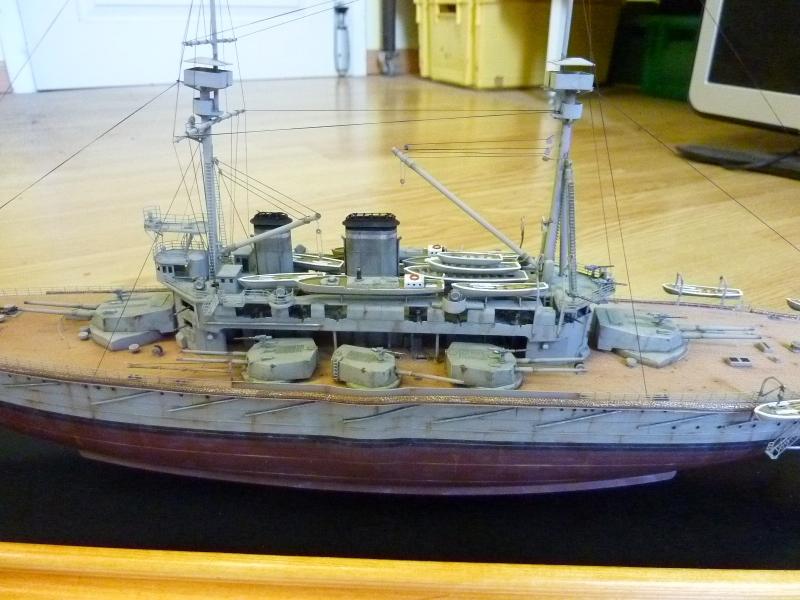 HMS Lord Nelson au 1/350ème P1130111