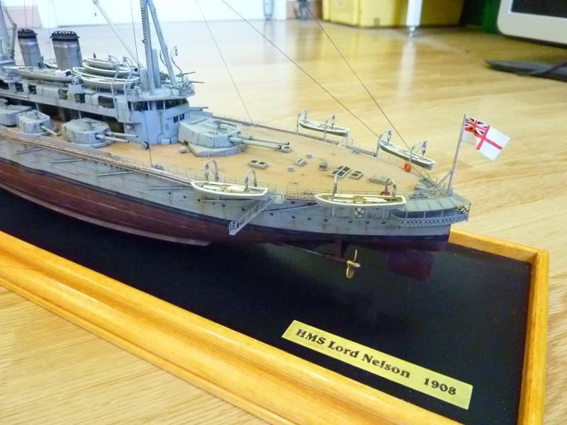 HMS Lord Nelson au 1/350ème P1130112