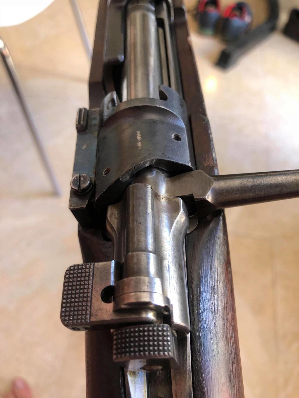 Mauser M96 suédois Receiv11