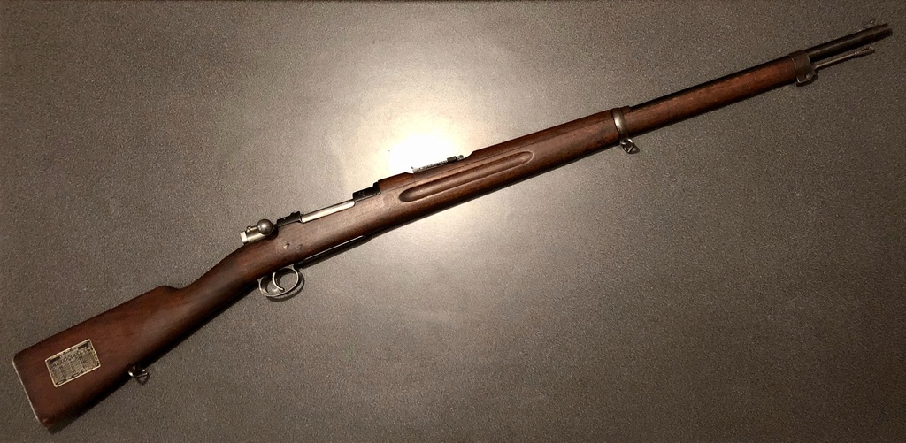 Mauser M96 suédois Snapse10