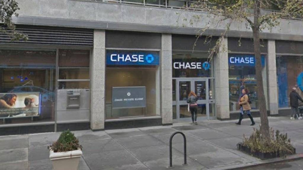 Chase Bank 46002410