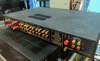 Audiolab 8000a amplifier - sold 20190613