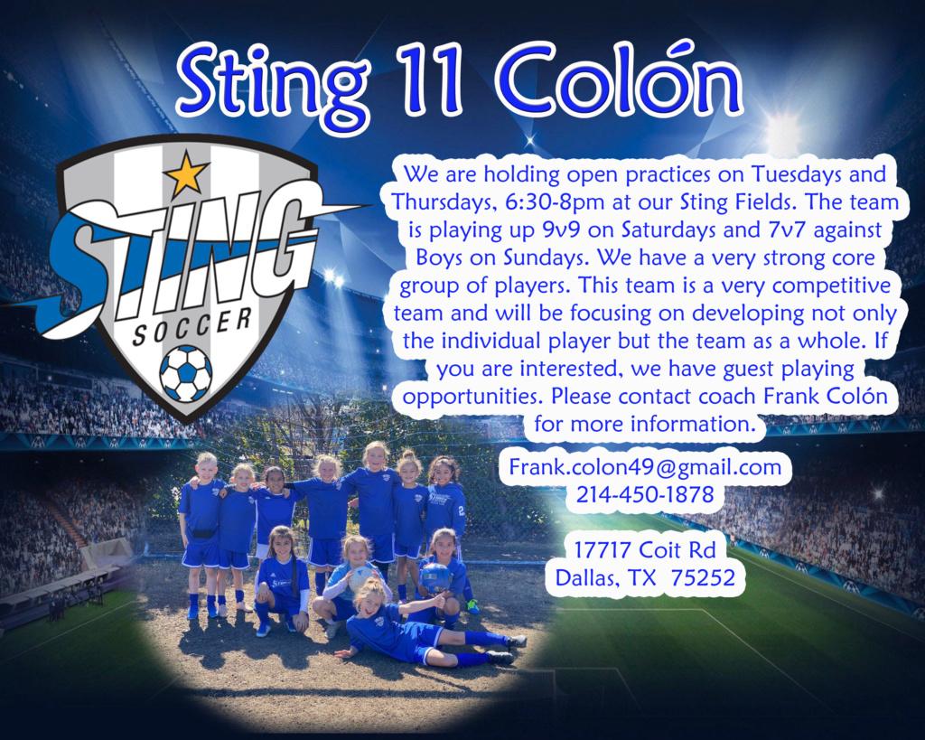 Sting 11 Colón Sting_11