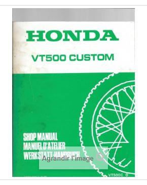 revue technique VTC 500 Manuel13