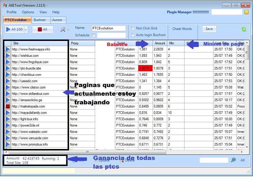 PTC-BuxClix-$ 0.05 por clic-Minimo de pago $3 Pmmjfh10